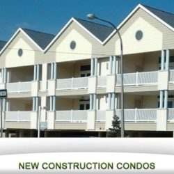 New Construction Condos