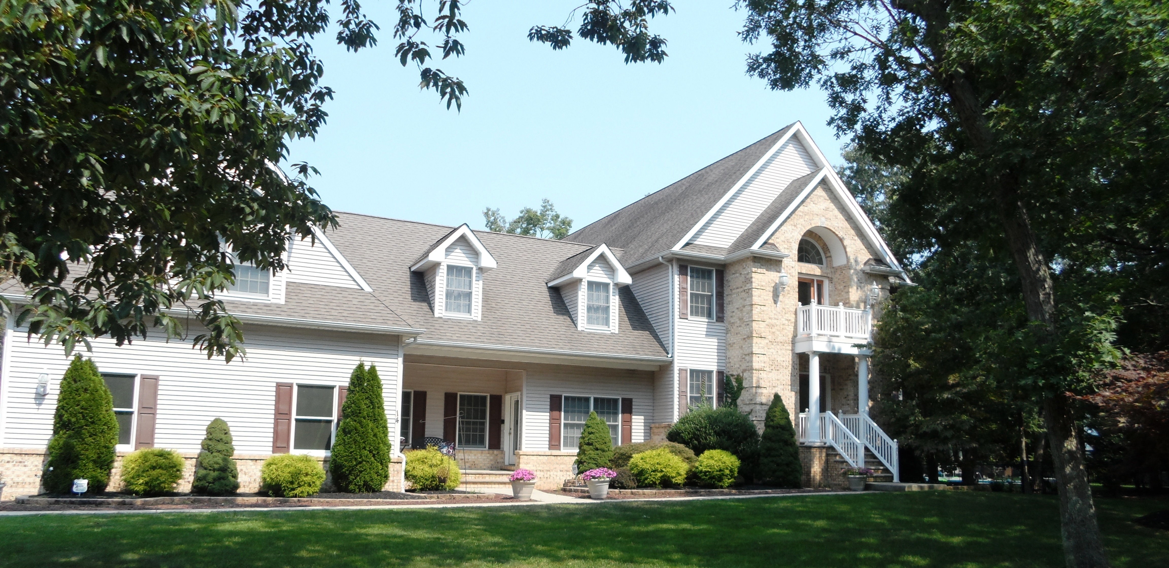 Nj residential construction renovation a trubuilders inc for Building a house in nj